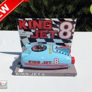 ★ Schylling KING JET Friction Car Future Space Ship Tin Metal Toy 50 Style - NEW ★