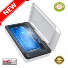 ★ Cell Phone UV-C Light Sanitizer Box for Android, iPhone, Watch, Jewelry - NEW ★