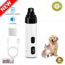 ★ Dog & Cat Nail Painless Electric 2-Speed Pet Nail Trimmer Clipper Grinder - NEW ★