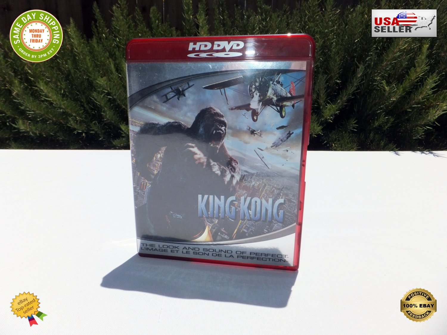 � King Kong (2006) [HD DVD]  �