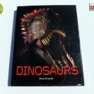 ★ Dinosaurs By Steve Brusatte Very Large Book Quercus 170 Species - Hardcover ★