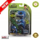 ★ Untamed Raptor Velociraptor Frostbite (Blue) Series 2 by Fingerlings WowWee NEW ★