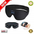 ★ Sleeping Face Mask With Wireless Bluetooth Headphones Built-in HD Speaker | NEW ★