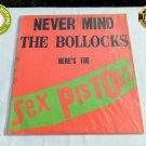 ★ Never Mind The Bollocks Here's Sex Pistols 1977 - BSK 3147 - Vinyl Record Disk ★