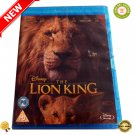 ★ The Lion King Live Action Blu-ray (Disney 2019) NEW Factory Sealed | UK Version ★
