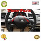 ★ 2008 Honda Civic Steering Wheel Cruise Control Switch & Left Side Cover ★