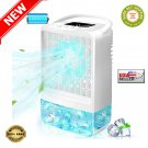 ★ Portable Outdoor/Indoor Misting Humidifier Evaporative Fan 7 Colors RGB - NEW ★