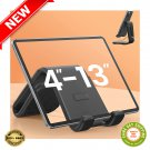 """★ Fully Foldable Silicone Cell Phone Stand Compatible with 4""""-13"""" Phone & Tablet ★"""