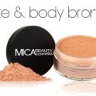Mica Beauty Cosmetics Face & Body Bronzer   Rosy Pink FB-6