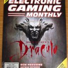 Electronic Gaming Monthly April 1993 Number 45 Dracula Vintage Magazine