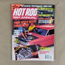 Hot Rod Magazine, 1991 Annual - Vol 3 #6 - Cadzzilla, Welding, Budget Power Tech