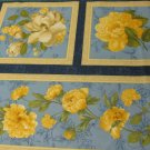 Danhui Nai - Sunshine Bouquet - Panel - Quilt Fabric