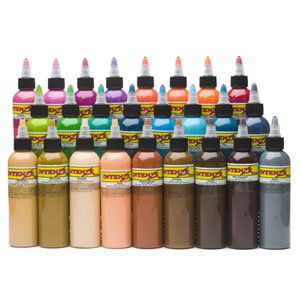 High Quality Intenze Ink (21 bottles)