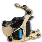 Tattoo Machine Carbon Steel Shader Gold