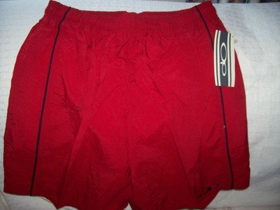 Men OP Ocean Pacific Swim Shorts Size Small