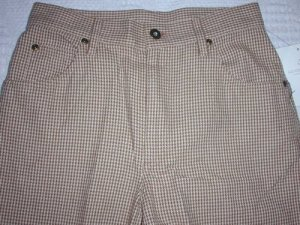 Petite Liz Claiborne Natural Essence Pants Size 6