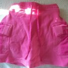 FREE SHIPPING!!  GENTLY USED OshKosh Girls Pink Skort Size 3 3T