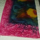 FREE SHIPPING Fusia Edged Beach Sarong