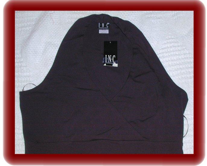 BRAND NEW Black Sleeveless Shirt Size L