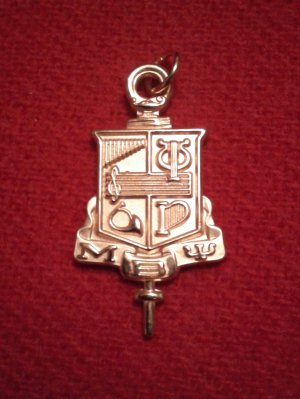 Brother's Key Pendant