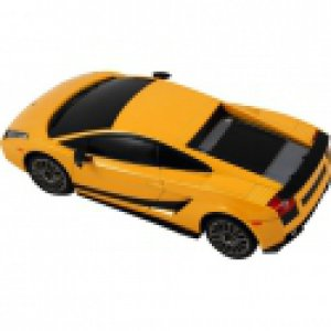 Yellow Toy Remote Control Lamborghini Superleggera Car