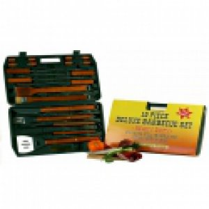 19 Piece Wholesale BBQ Set