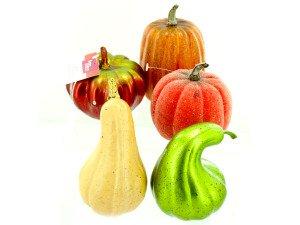 Pumpkin and Squash Assorted Decor