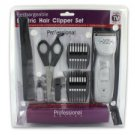 Rechargeable hair clipper set