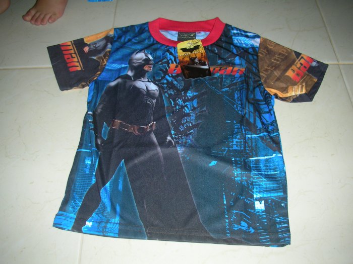 WARNER BATMEN BEGINS MOVIE T-SHIRT ANY SIZE