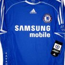 CHELSEA HOME FOOTBALL SOCCER SHIRT XL+ANY NAME