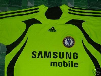 NEW CHELSEA AWAY Football Soccer shirt XL+ANY NAME