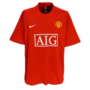 NEW MAN UTD HOME 0709+any name& number