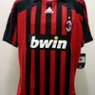 NEW AC MILAN HOME 0709+any name& number  XL