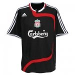 LIVERPOOL AWAY B FOOTBALL SHIRT FREE NAME&NUMBER