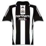 NEWCASTLE HOME  FOOTBALL SHIRT XL FREE NAME&NUMBER