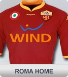 RS ROMA HOME  FOOTBALL SHIRT XL FREE NAME&NUMBER