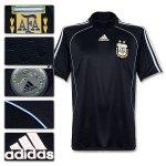 ARGENTINA AWAY  FOOTBALL SHIRT XL FREE NAME&NUMBER