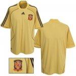 SPAIN AWAY  FOOTBALL SHIRT XL FREE NAME&NUMBER