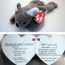 Ty Beanie Baby Mel the Bear Koala 4162