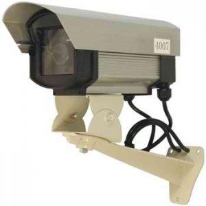 Professional Dummy Cam w/ Flashing LED