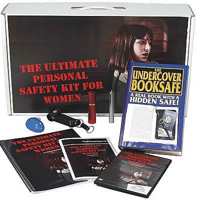 Ultimate Personal Safety Kit For Women