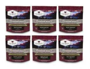 Cook in the Pouch - Emergency 72 Hour Meals