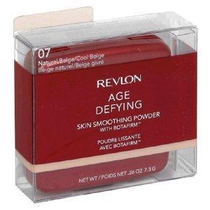 Revlon Age Defying Skin Smoothing Powder with BOTAFIRM Natural Beige # 07