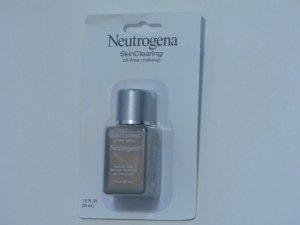 Neutrogena Skin Clearing Oil Free Makeup with Bremish Treatment #80 True Beige