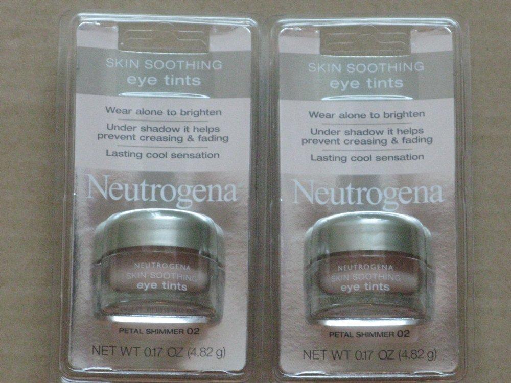 Neutrogena Skin Soothing Eye Tints - Honey Shimmer ( Pack for 2 pcs )