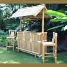 Bamboo Tiki Bar   Sku: TIKIBAR_BAM