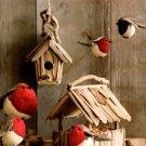 Driftwood Birdhouse    Sku: 1234987B