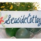 Seaside Cottage Sign    Sku: ORT1707335