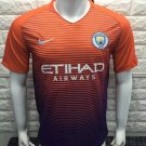 16/17 Man City 3Rd Third Soccer Jersey Shirt Football Sport Tee