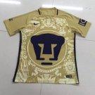 16/17 Pumas UNAM Mexiko Home Soccer Jersey Shirt Football Sport Tee